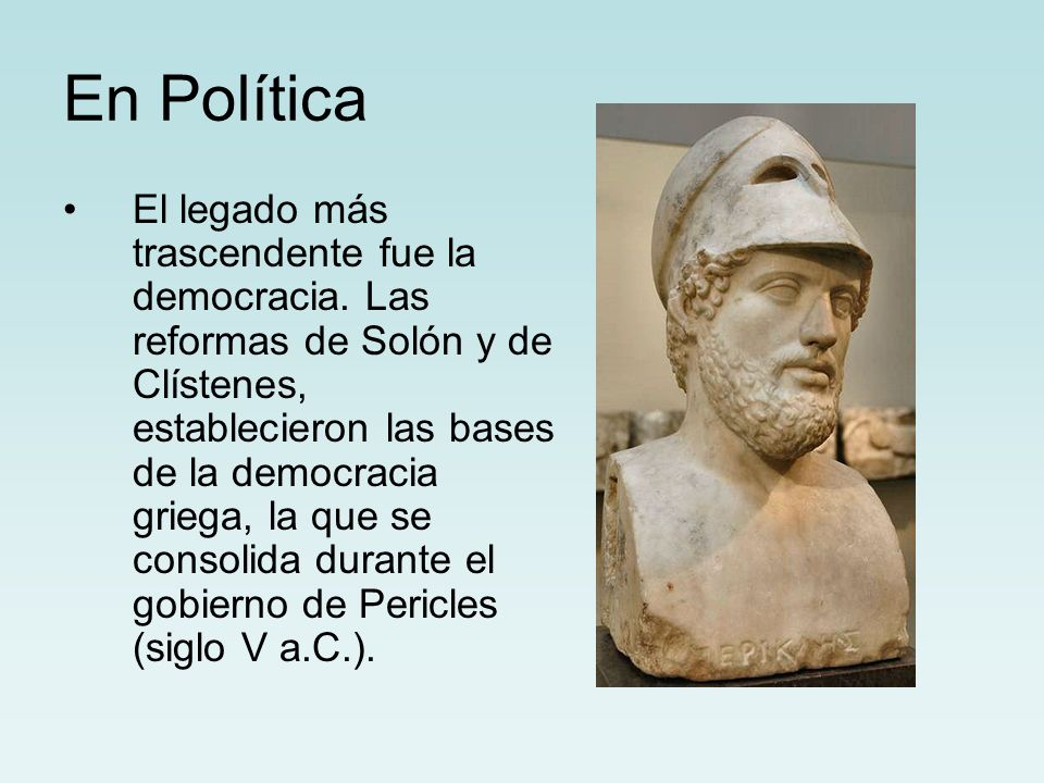 En Política