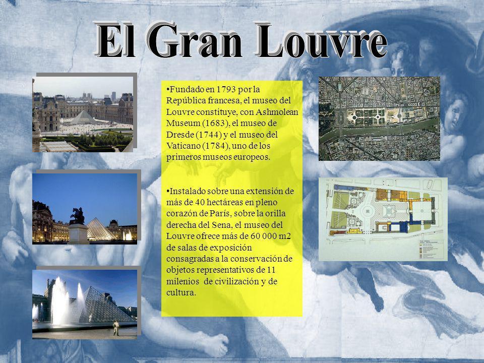 El Gran Louvre