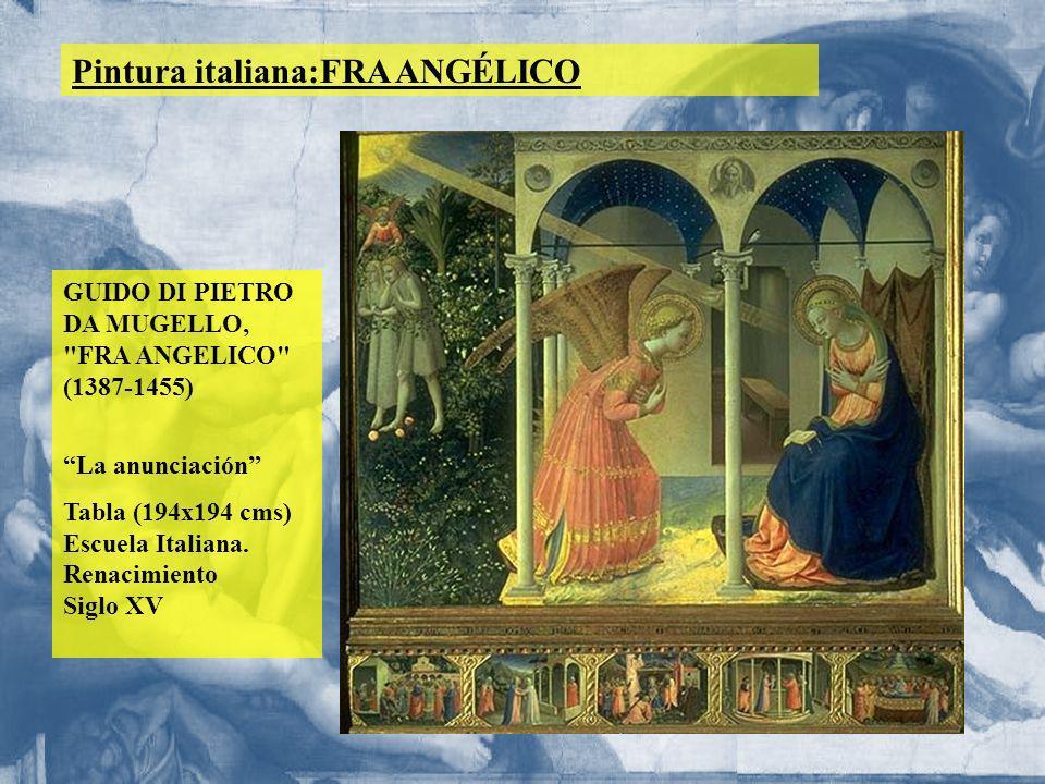 Pintura italiana:FRA ANGÉLICO