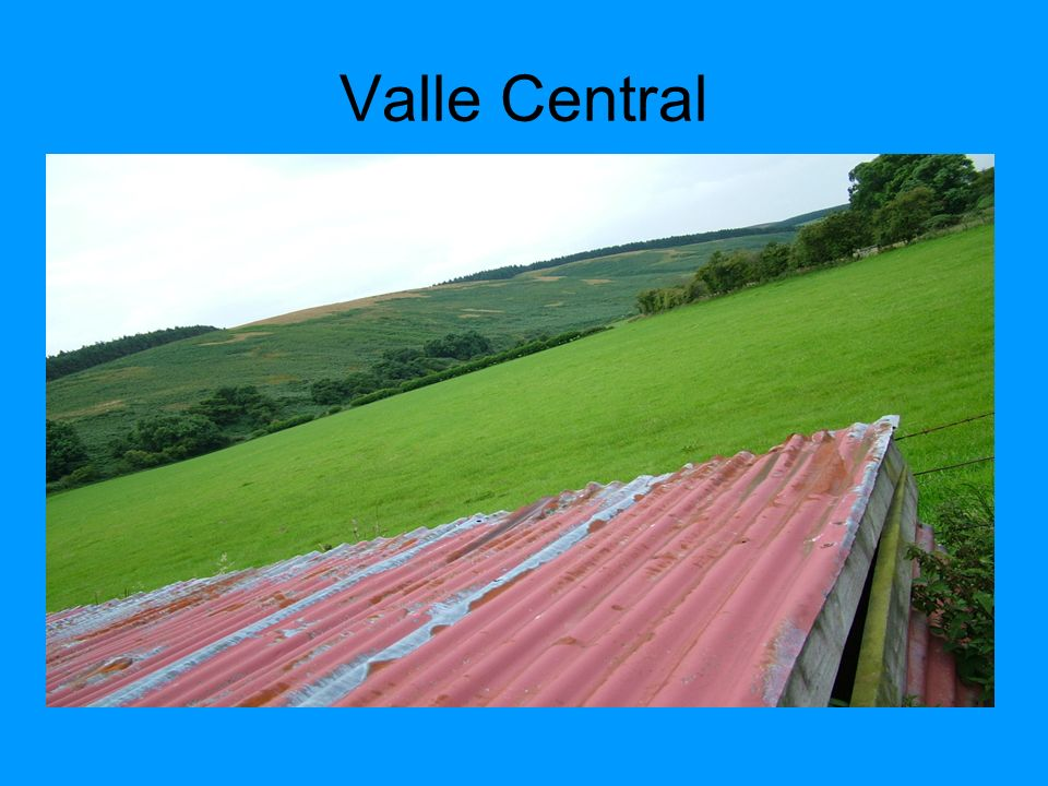 Valle Central