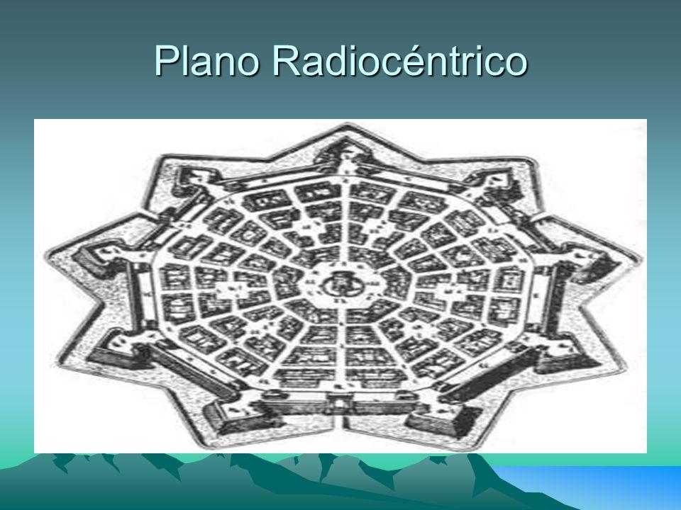 Plano Radiocéntrico