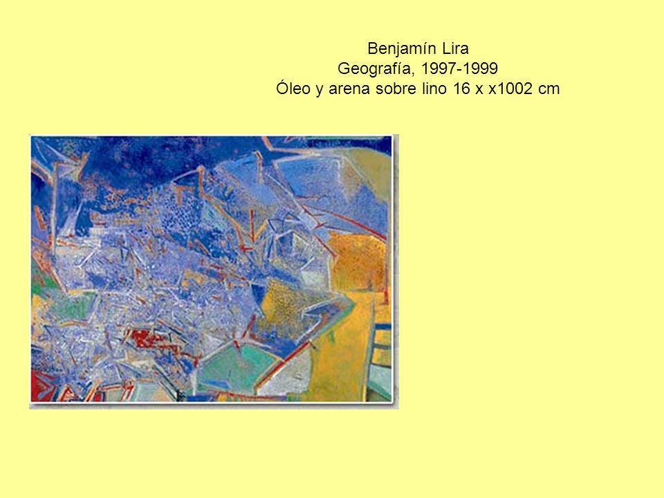 Benjamín Lira Geografía, 1997-1999