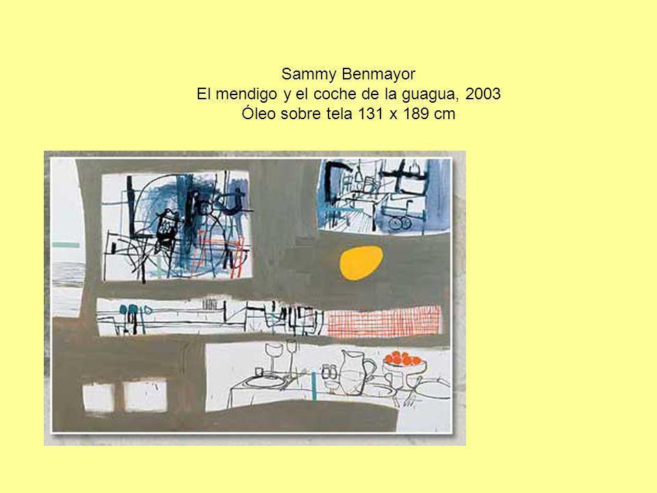 Sammy Benmayor El mendigo y el coche de la guagua, 2003