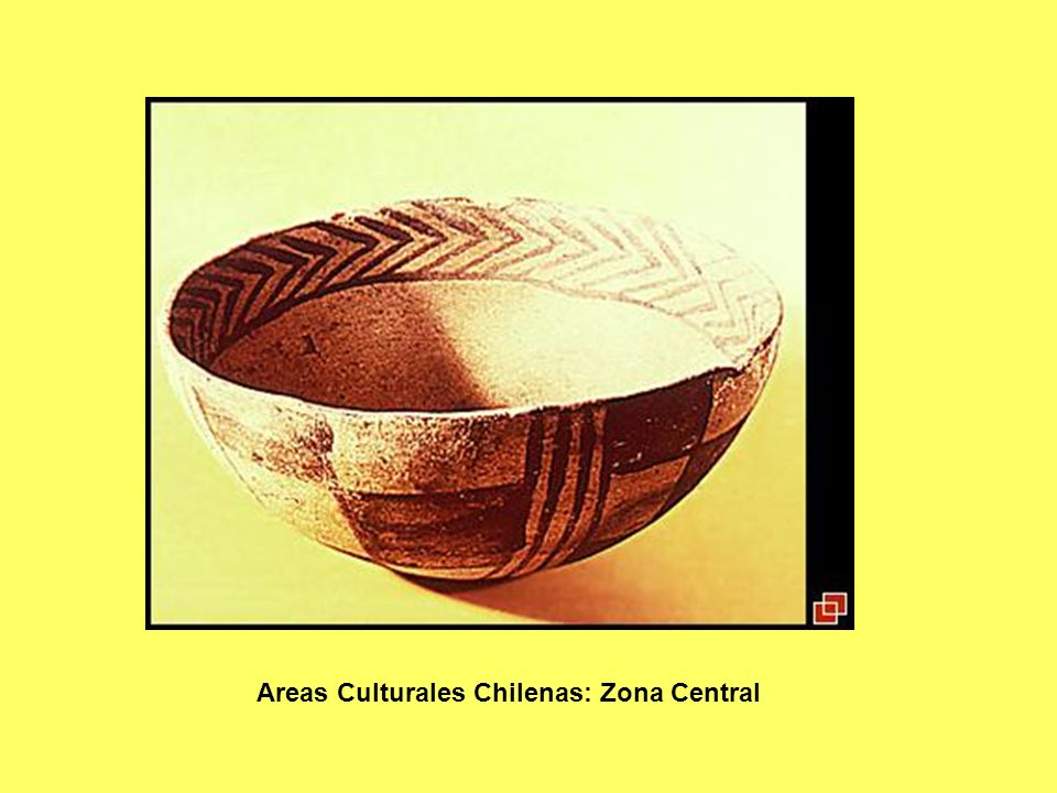 Areas Culturales Chilenas: Zona Central