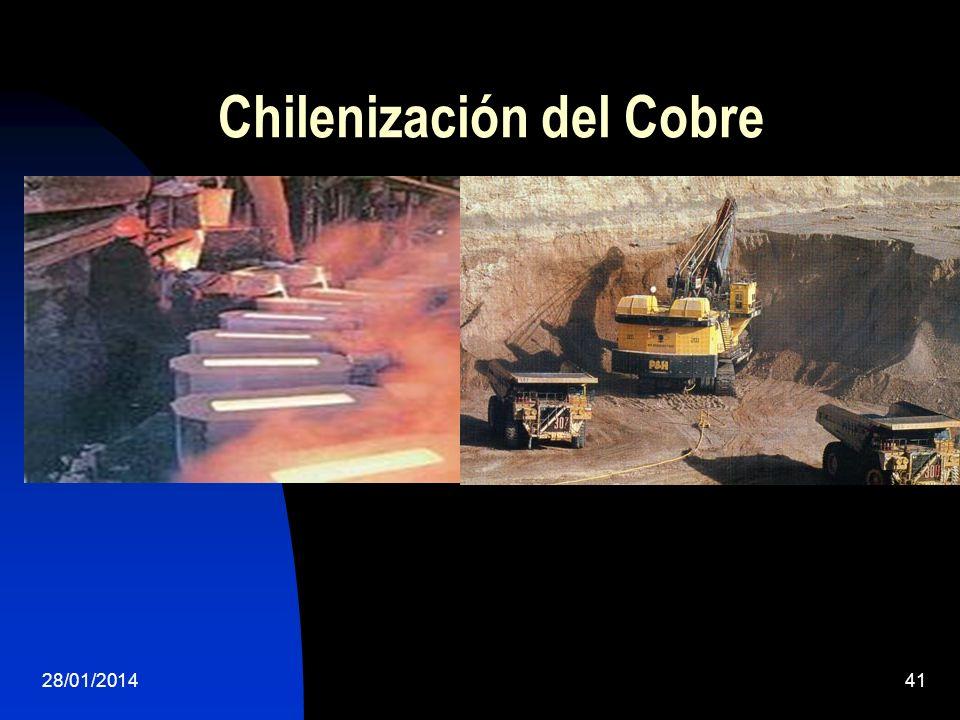 Chilenización del Cobre