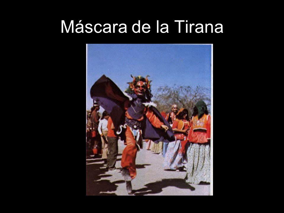 Máscara de la Tirana