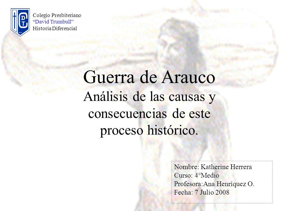 Análisis de las causas y consecuencias de este proceso histórico.