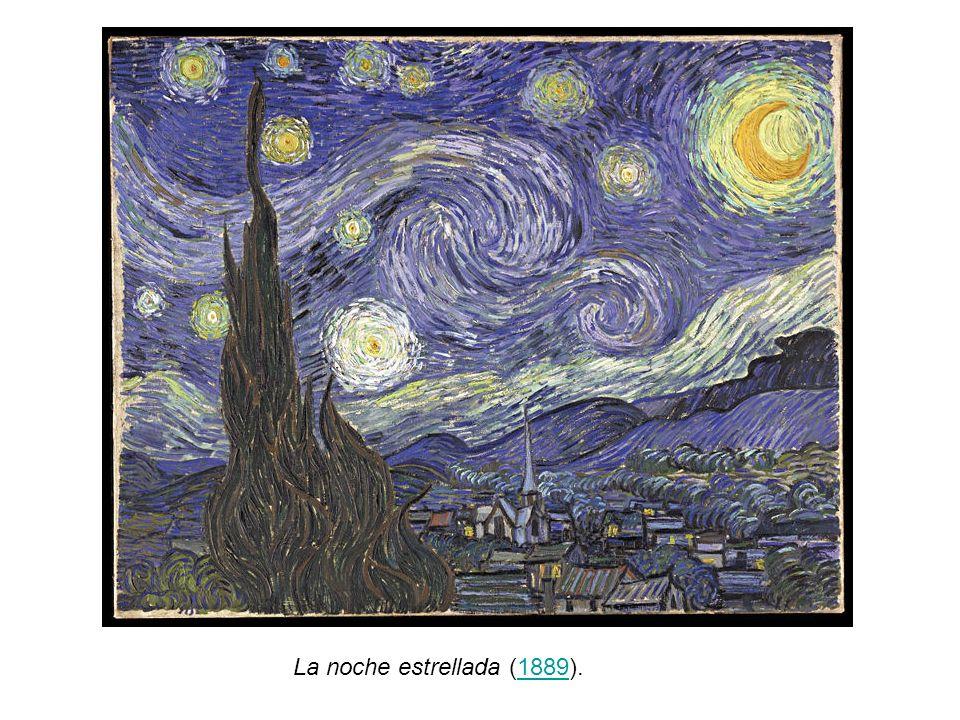 La noche estrellada (1889).