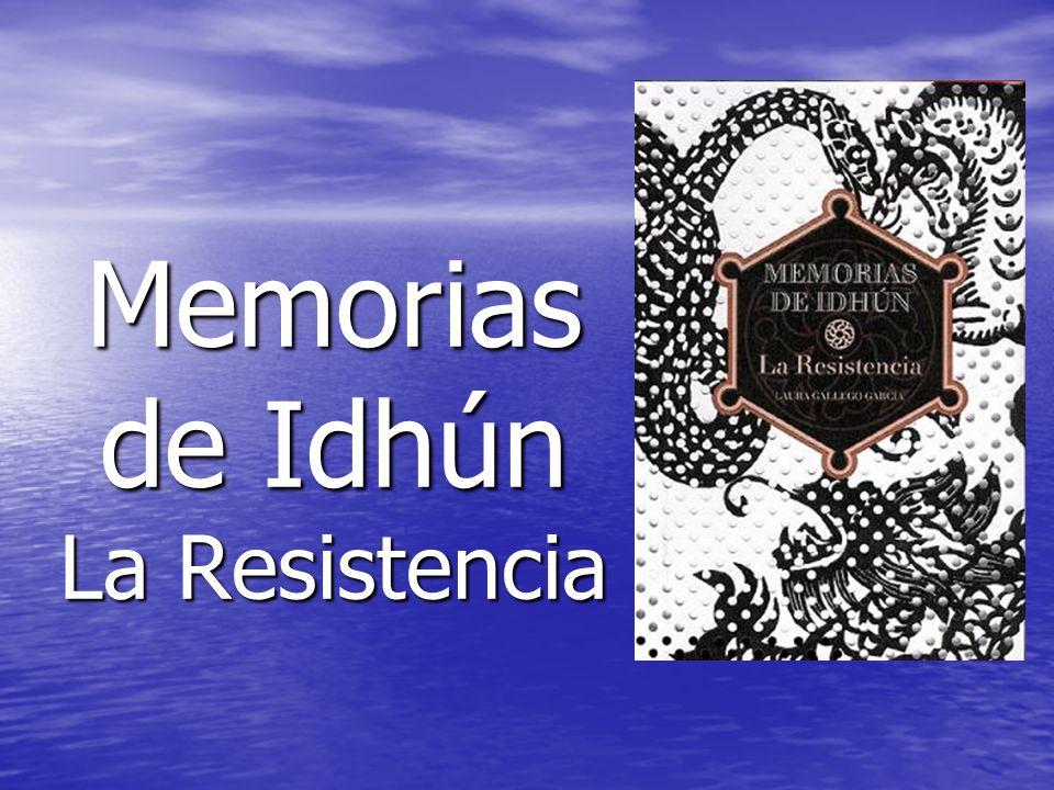 Memorias de Idhún La Resistencia