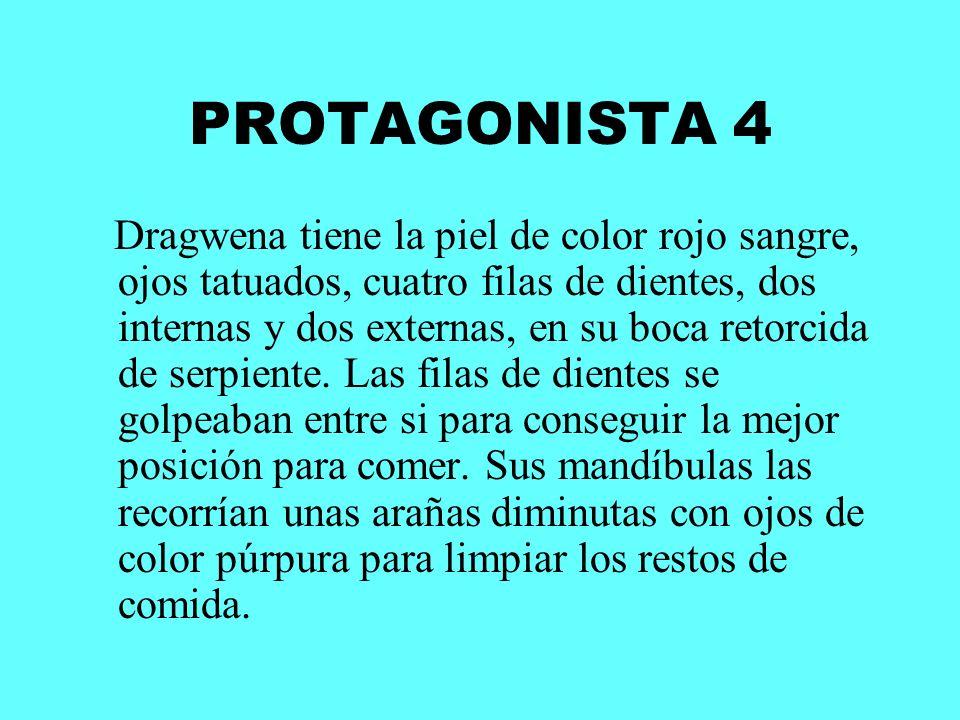 PROTAGONISTA 4