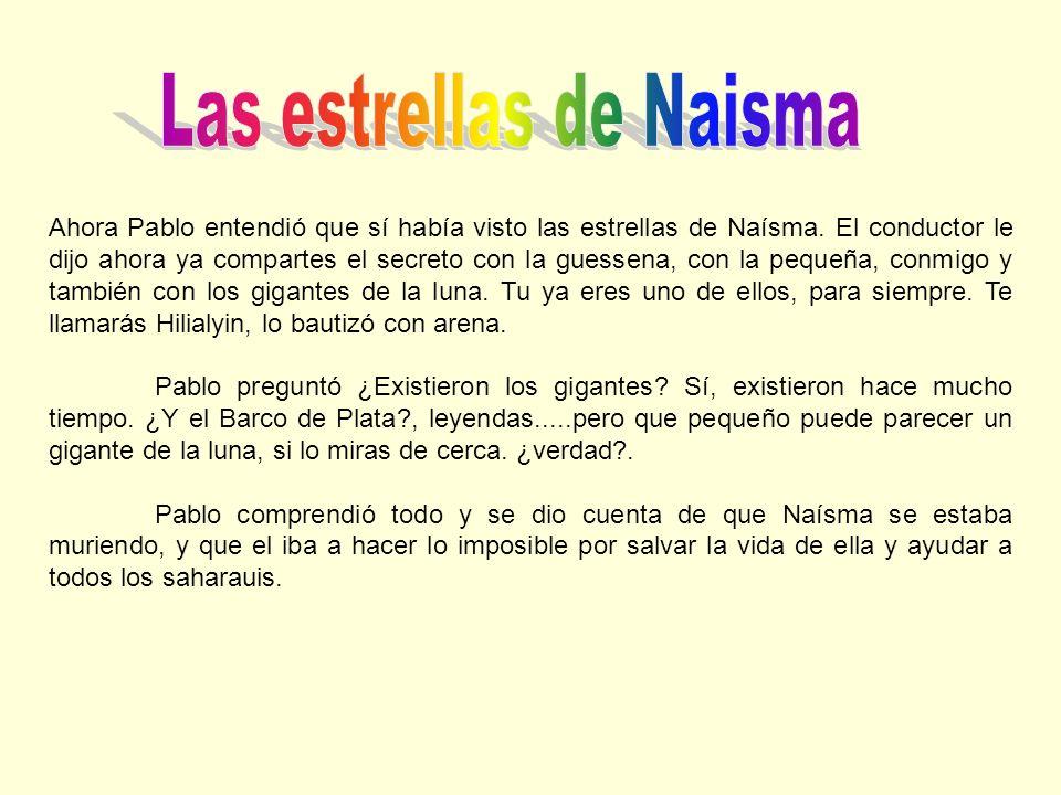 Las estrellas de Naisma