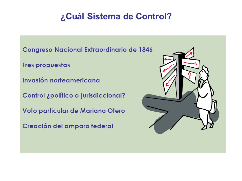 ¿Cuál Sistema de Control