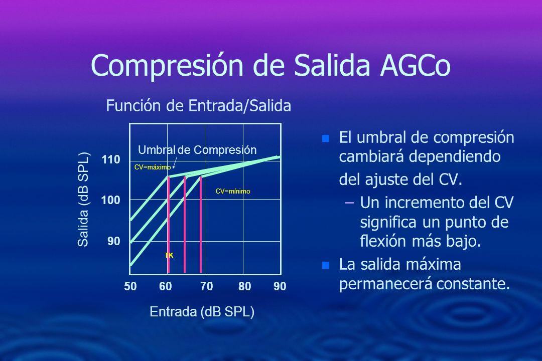 Compresión de Salida AGCo