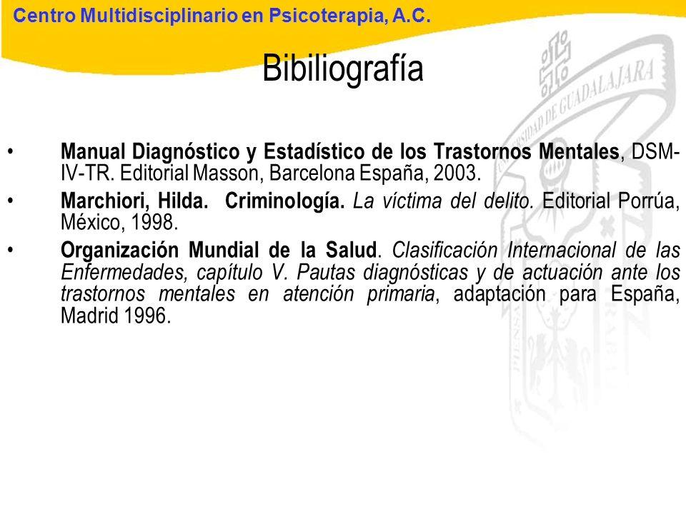 Centro Multidisciplinario en Psicoterapia, A.C.