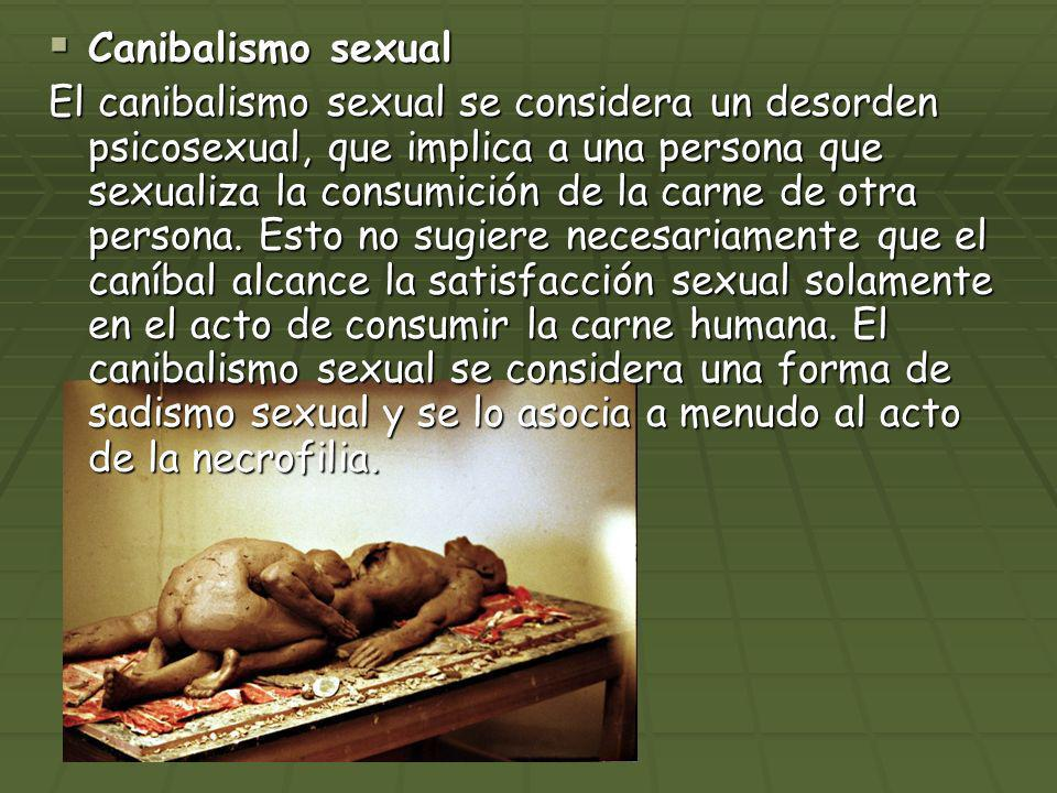Canibalismo sexual