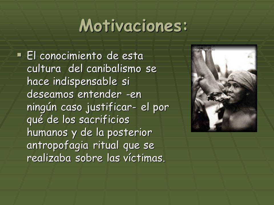 Motivaciones: