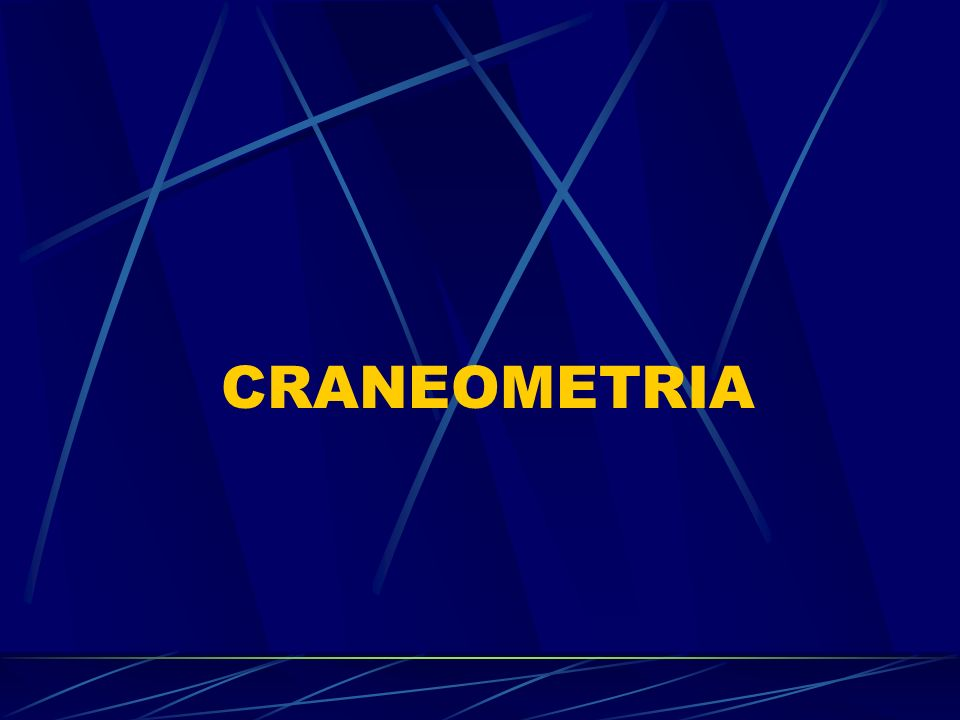 CRANEOMETRIA