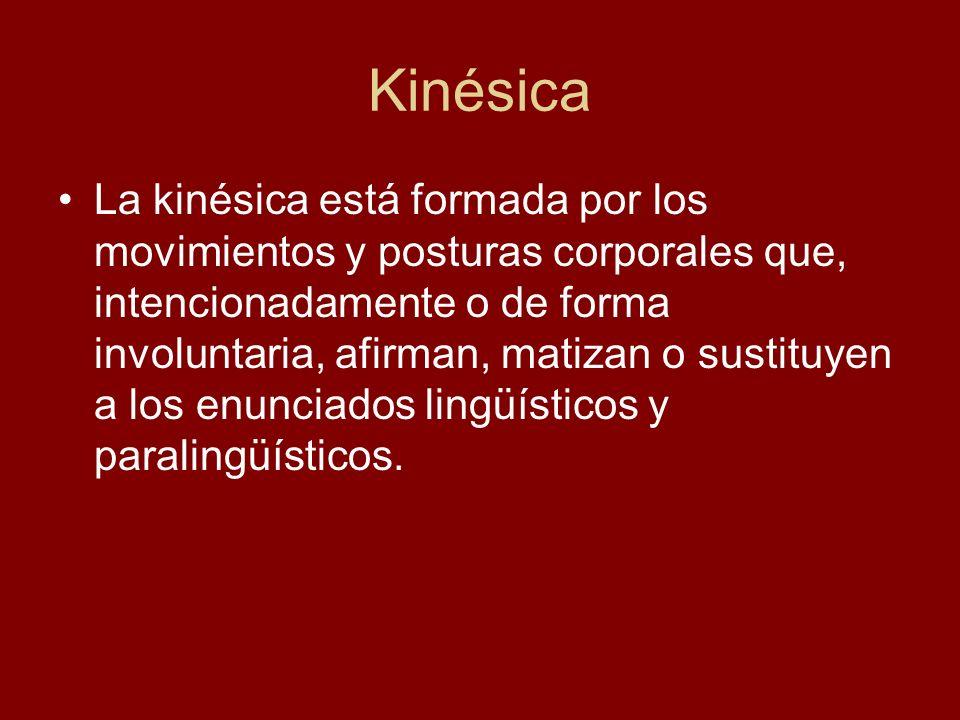 Kinésica