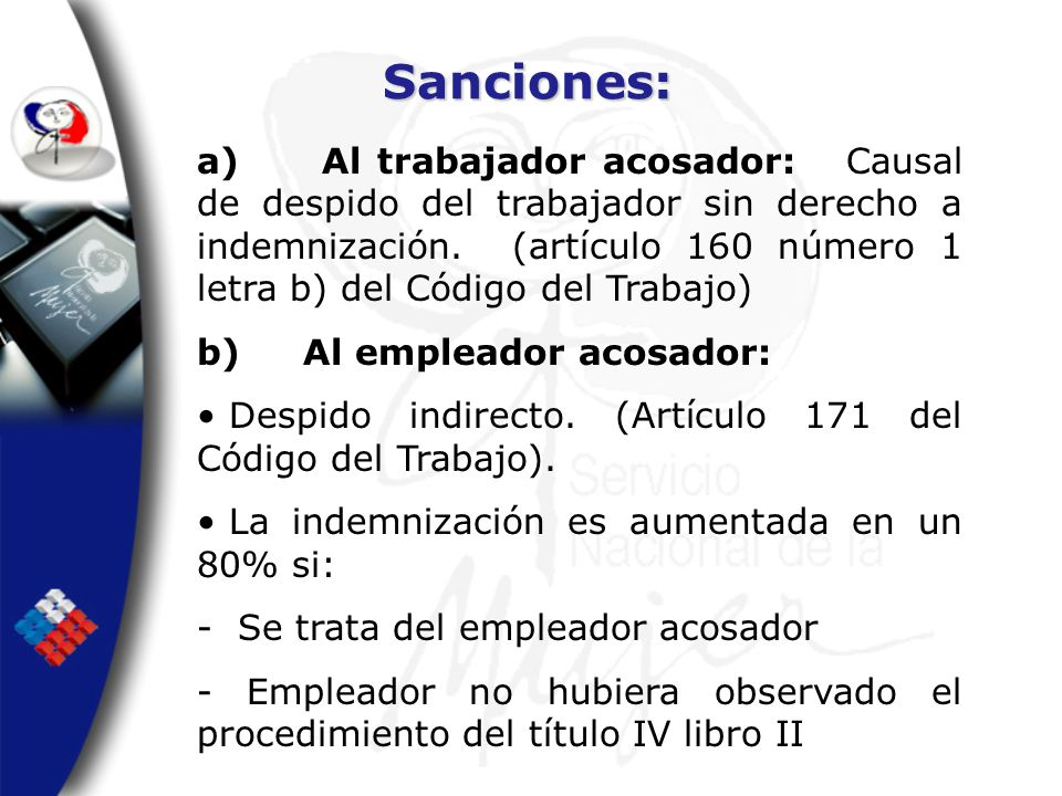 Sanciones: