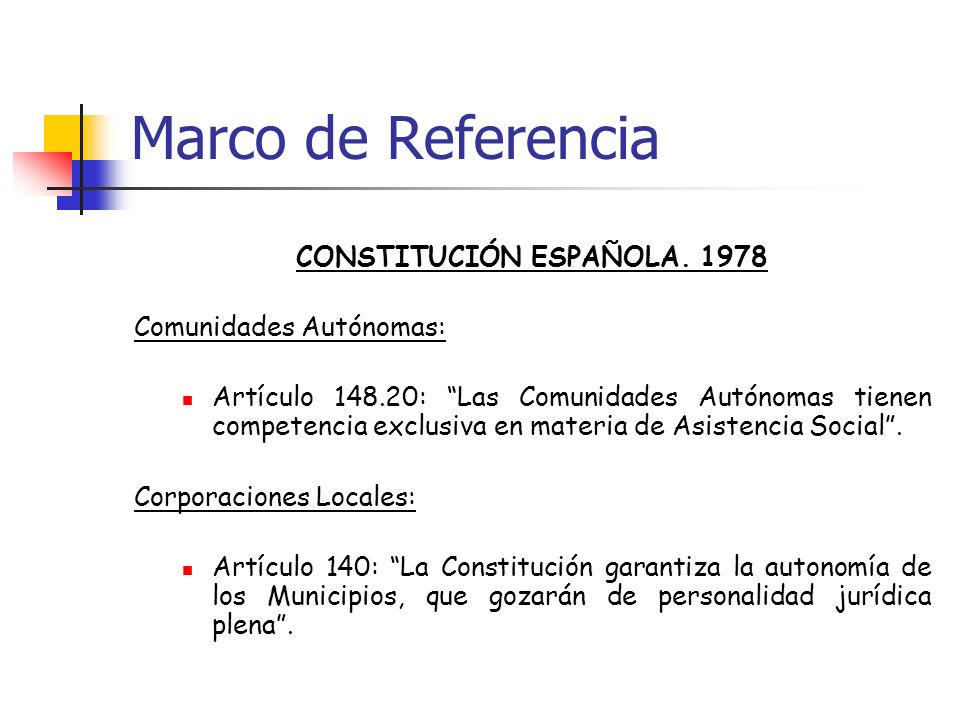 CONSTITUCIÓN ESPAÑOLA. 1978