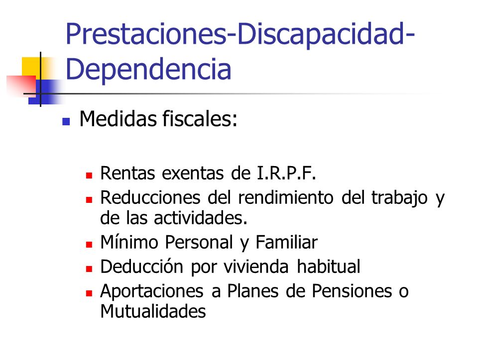 Prestaciones-Discapacidad-Dependencia