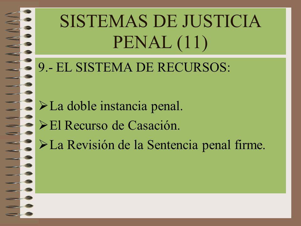 SISTEMAS DE JUSTICIA PENAL (11)