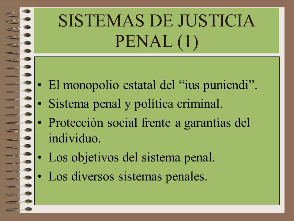 SISTEMAS DE JUSTICIA PENAL (1)