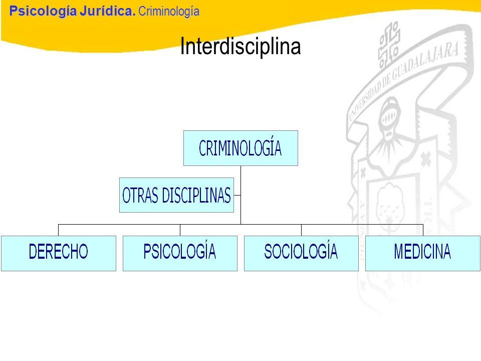 Psicología Jurídica. Criminología