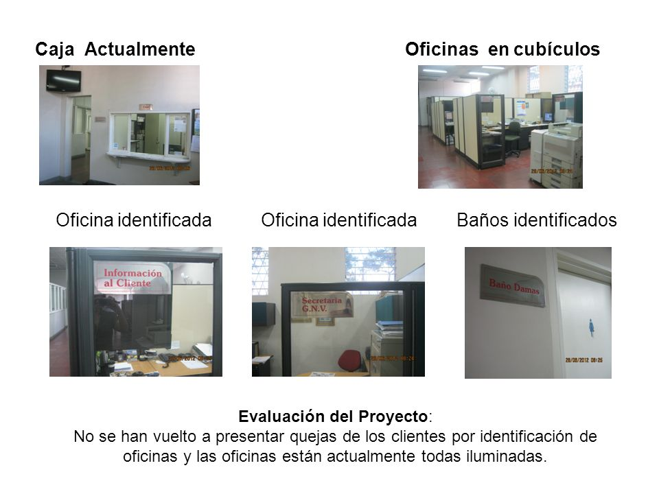 Evaluación del Proyecto:
