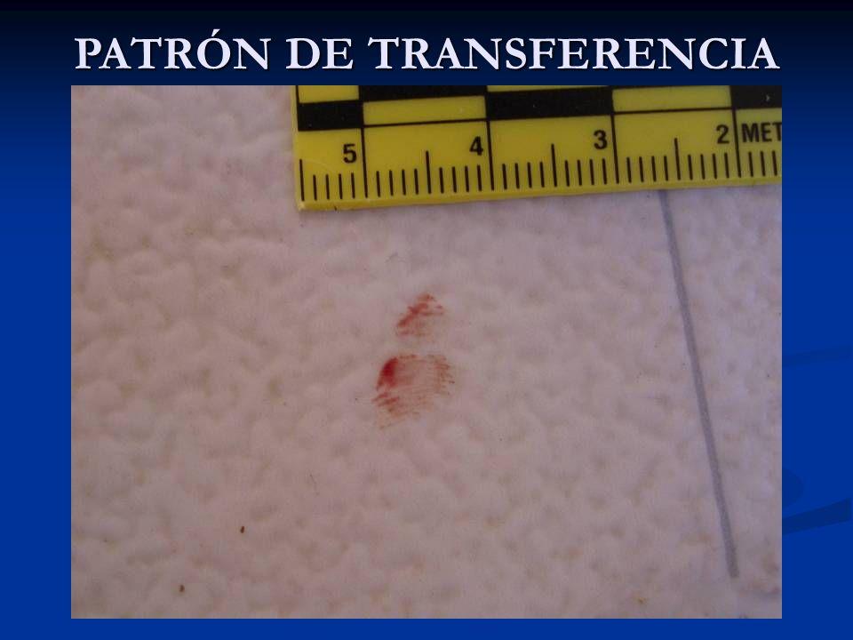 PATRÓN DE TRANSFERENCIA