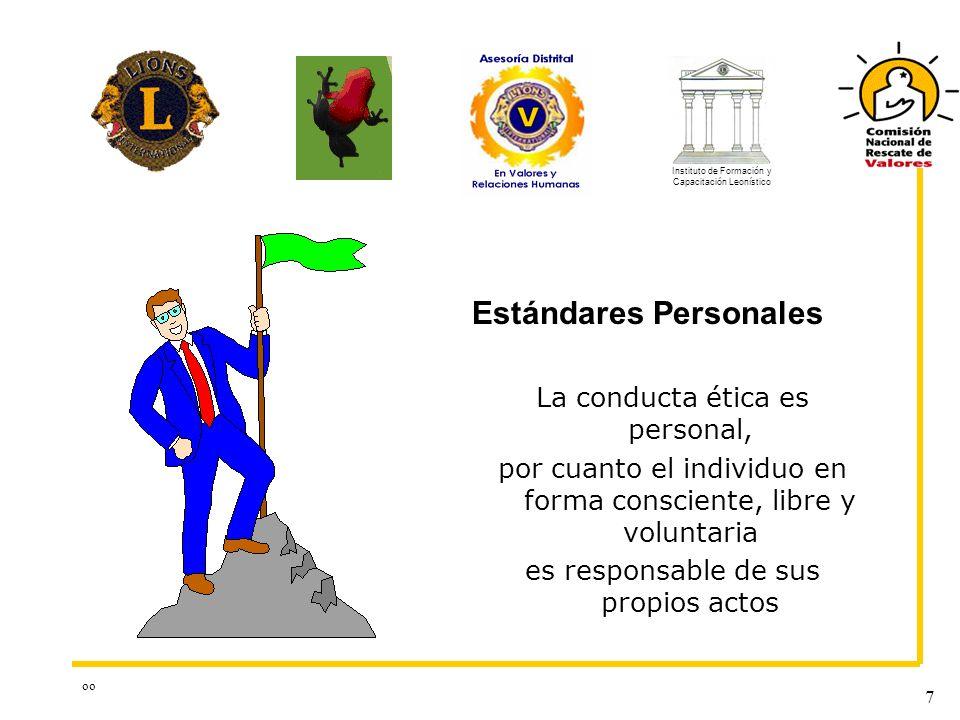 Estándares Personales