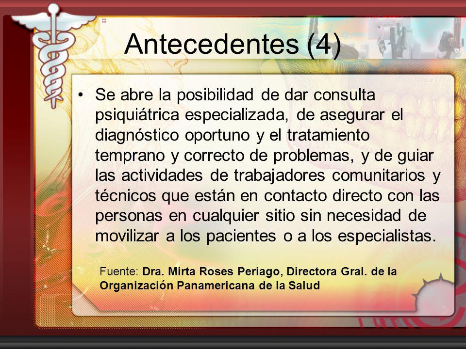 Antecedentes (4)