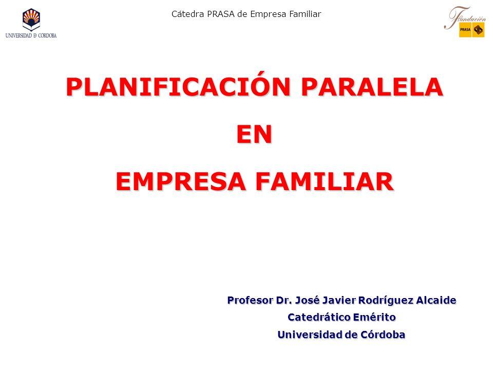 PLANIFICACIÓN PARALELA EN EMPRESA FAMILIAR