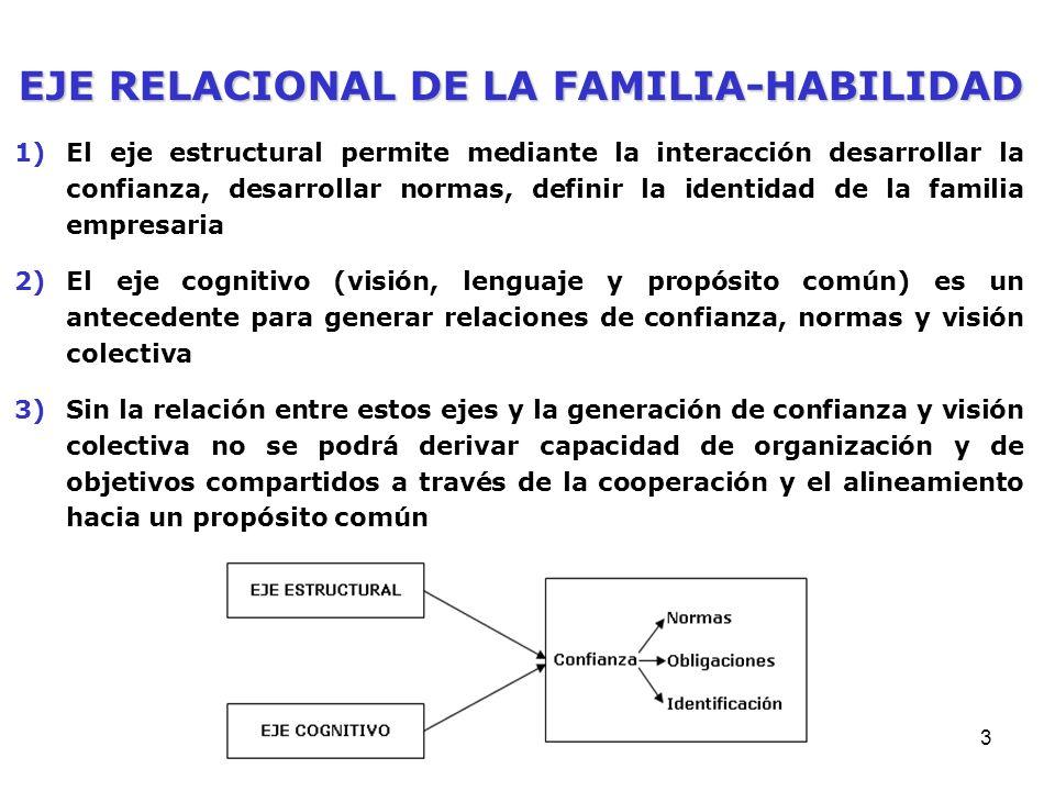 EJE RELACIONAL DE LA FAMILIA-HABILIDAD