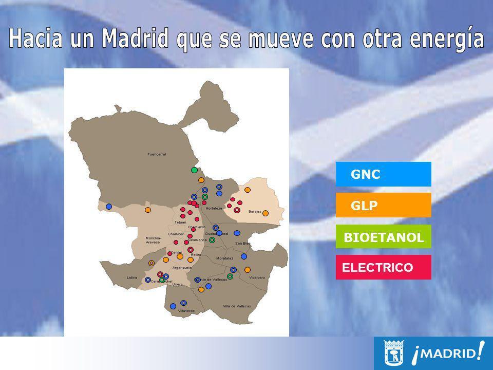 Hacia un Madrid que se mueve con otra energía