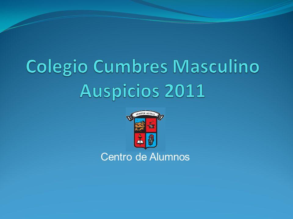 Colegio Cumbres Masculino Auspicios 2011