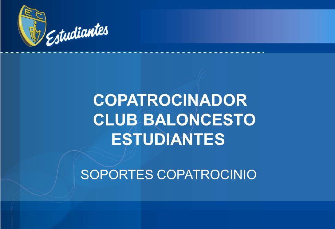 SOPORTES COPATROCINIO