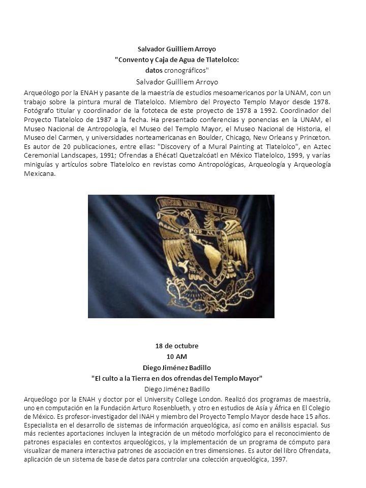 Salvador Guilliem Arroyo Convento y Caja de Agua de Tlatelolco: