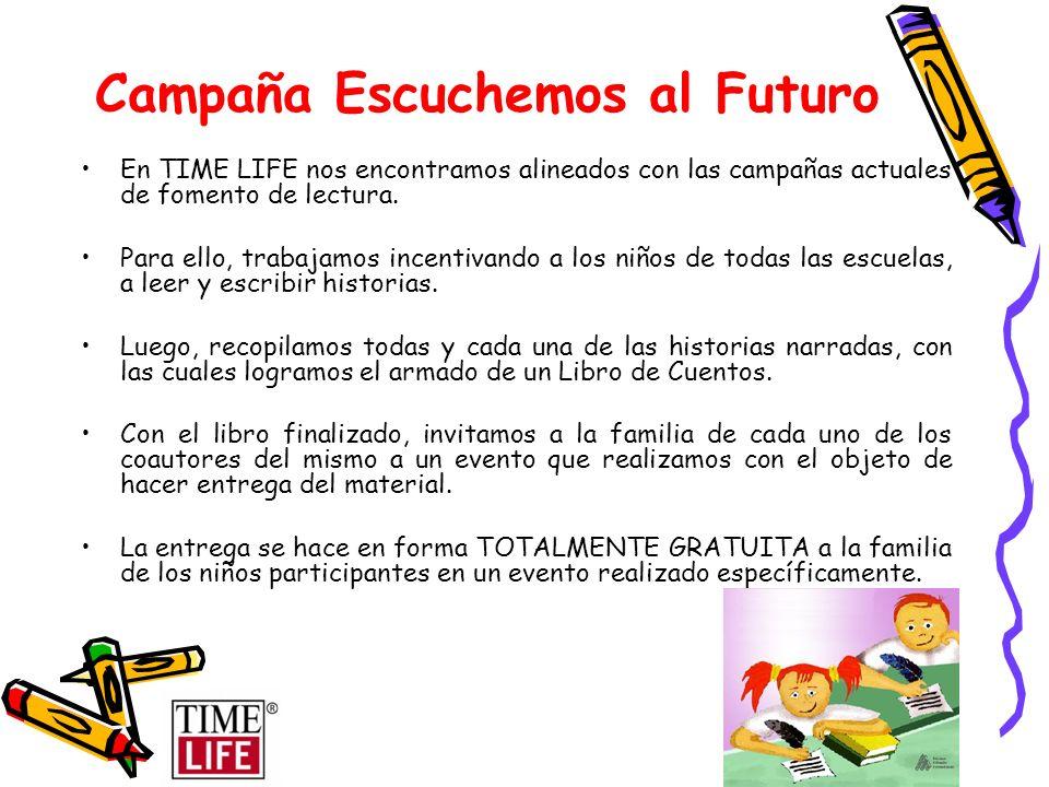 Campaña Escuchemos al Futuro