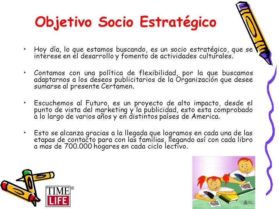 Objetivo Socio Estratégico