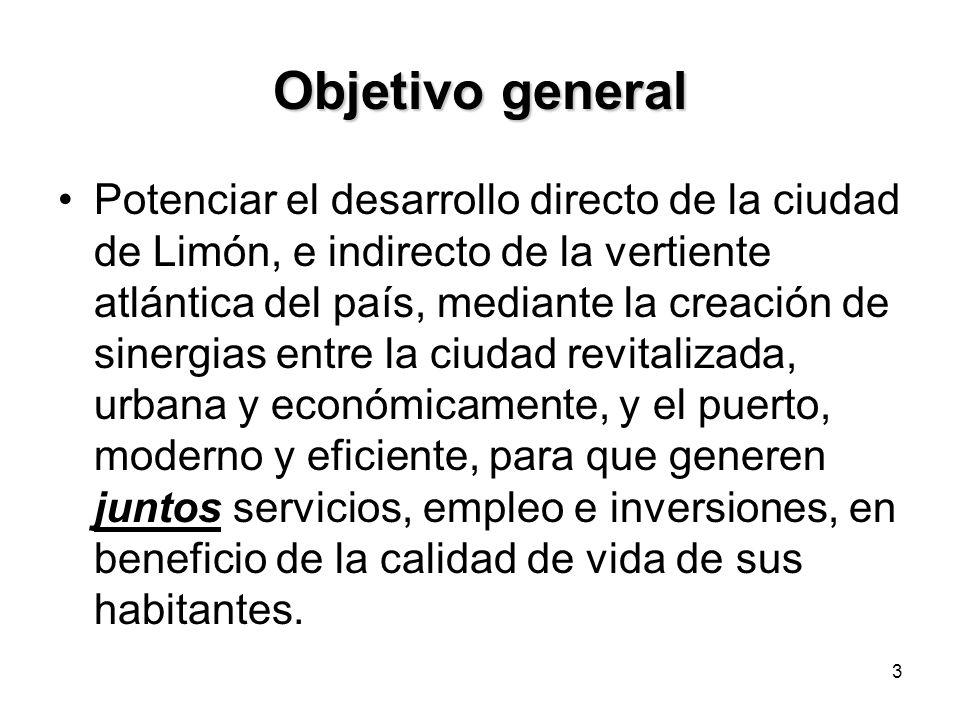Objetivo general