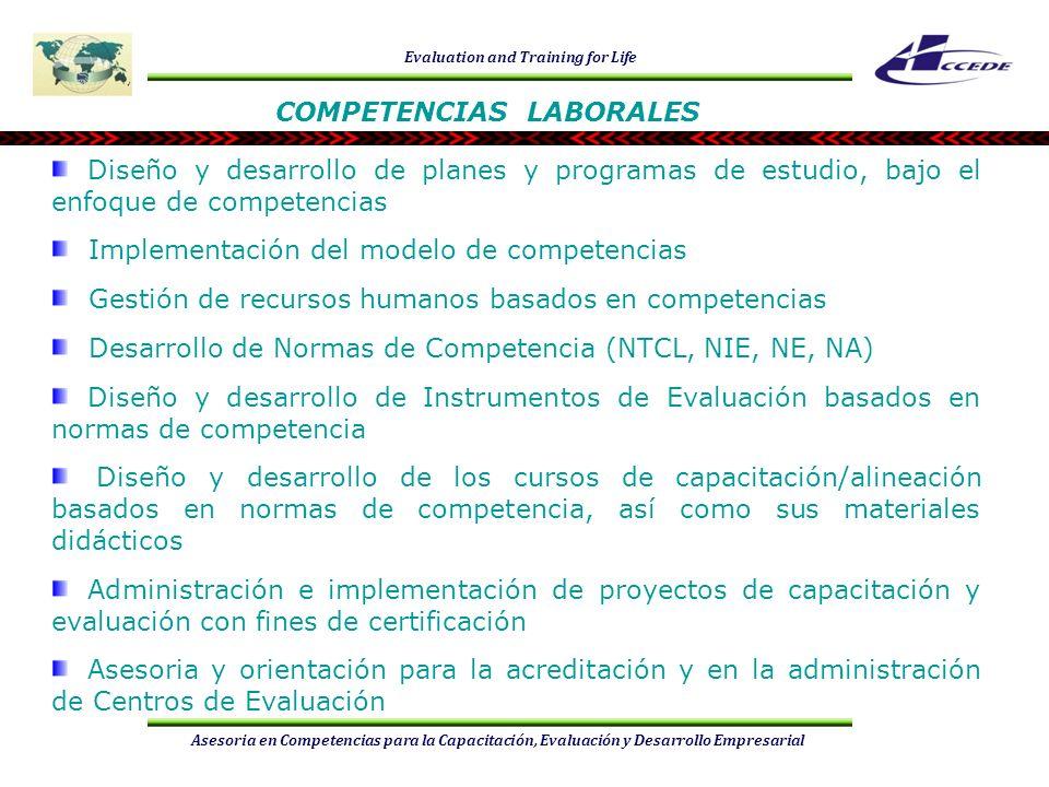 COMPETENCIAS LABORALES