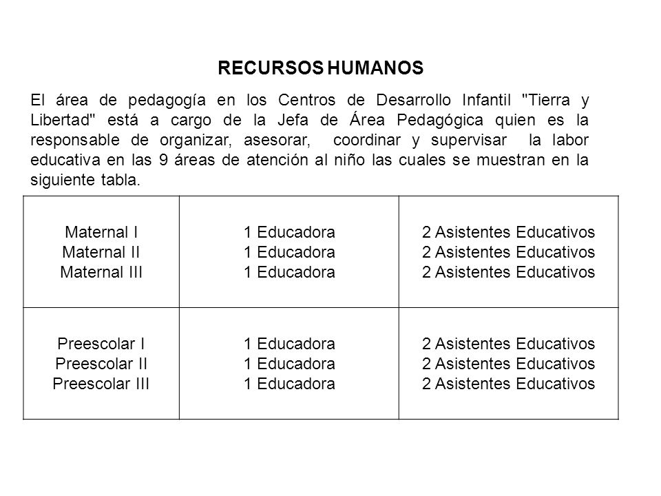2 Asistentes Educativos