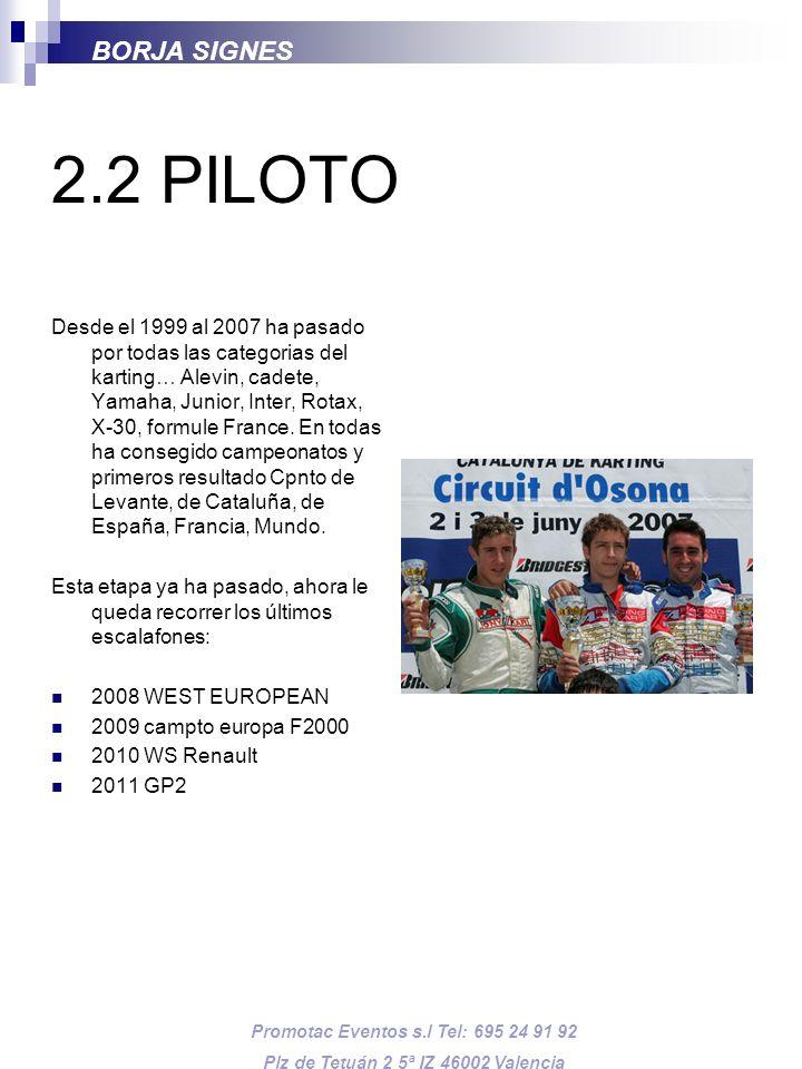 BORJA SIGNES 2.2 PILOTO.