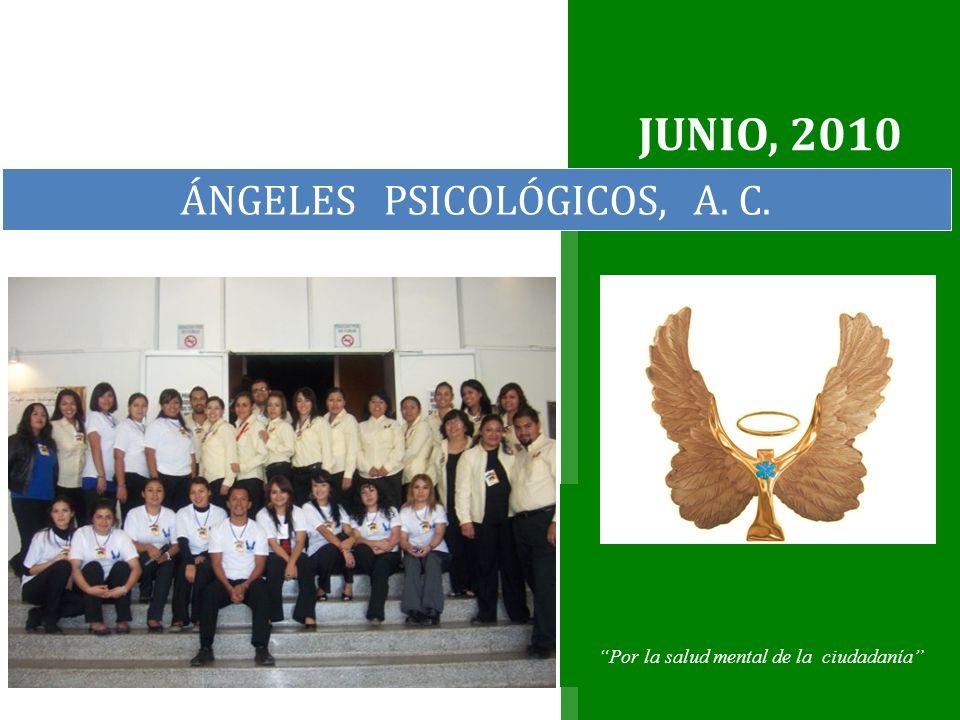 ÁNGELES PSICOLÓGICOS, A. C.