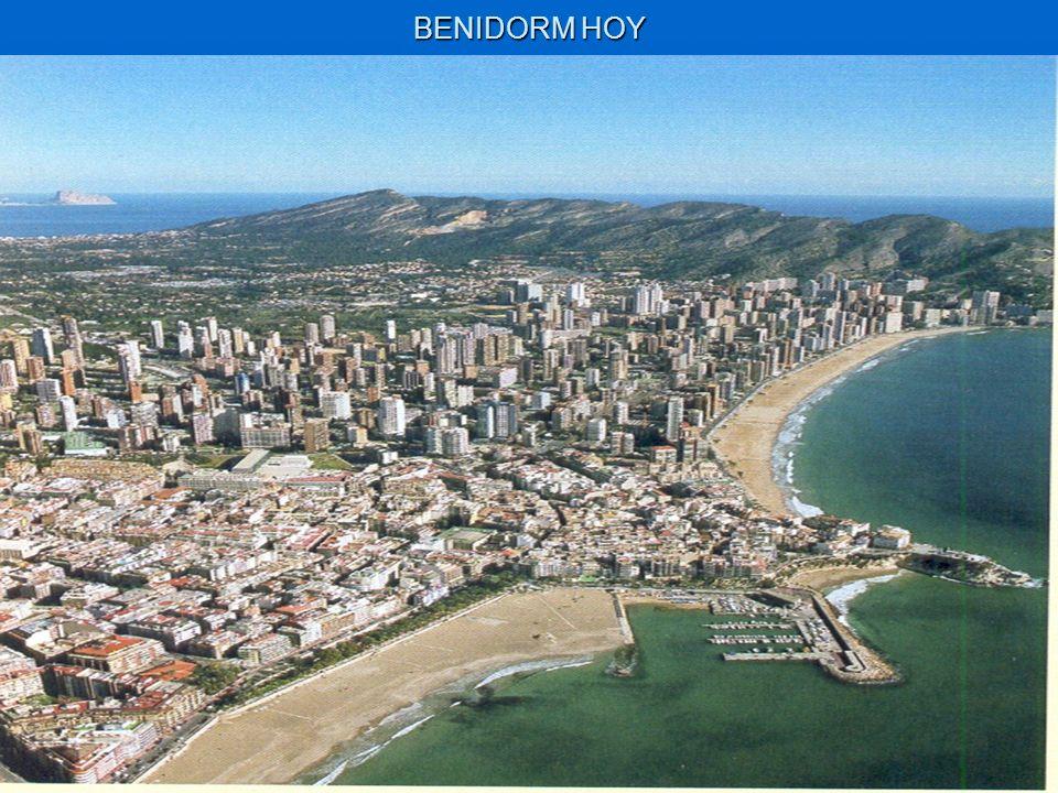 BENIDORM HOY