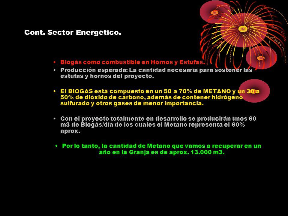 Cont. Sector Energético.