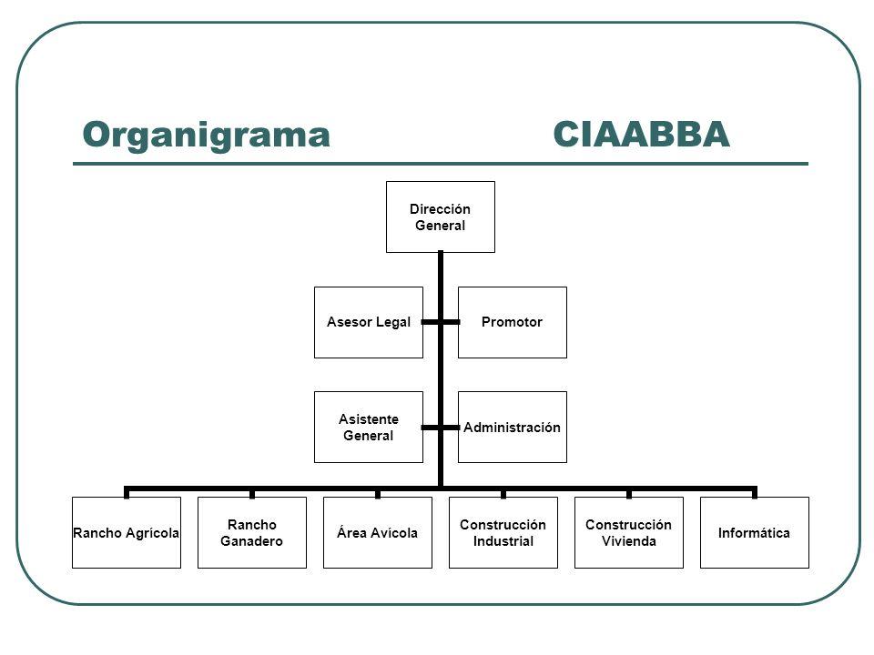 Organigrama CIAABBA