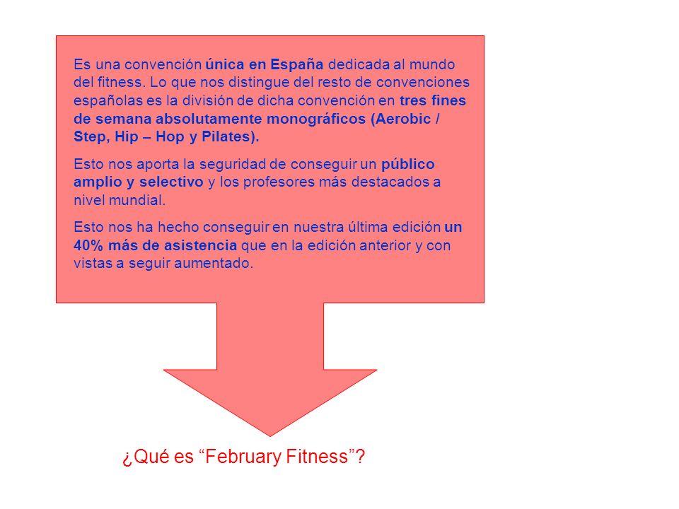 ¿Qué es February Fitness