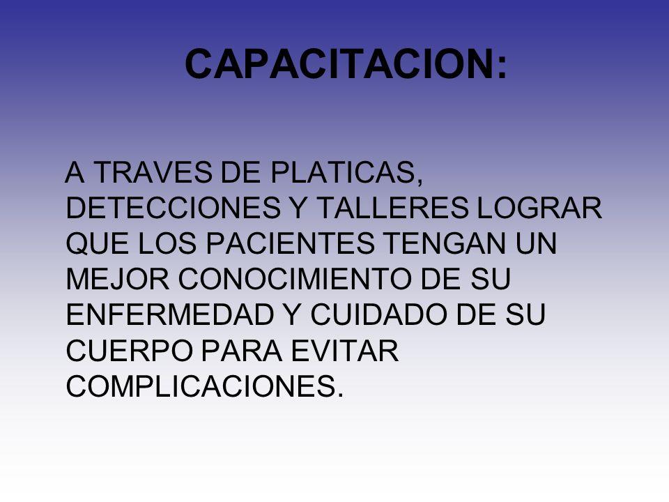 CAPACITACION: